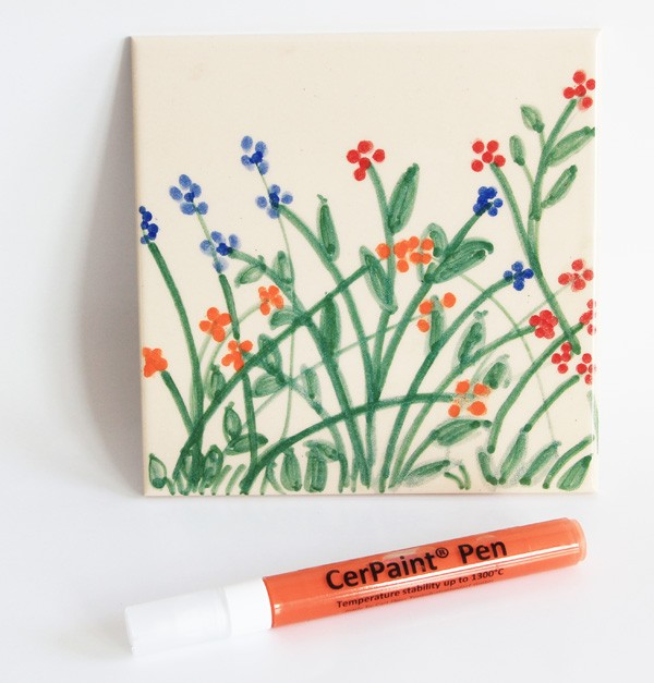 CerPaint® Stift Orange