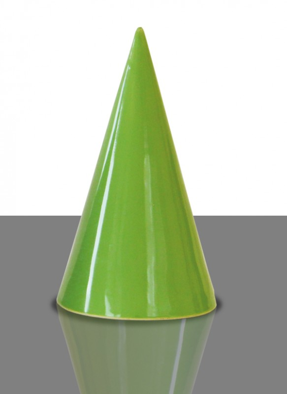 Glasur 1107 Hellgrün, glänzend