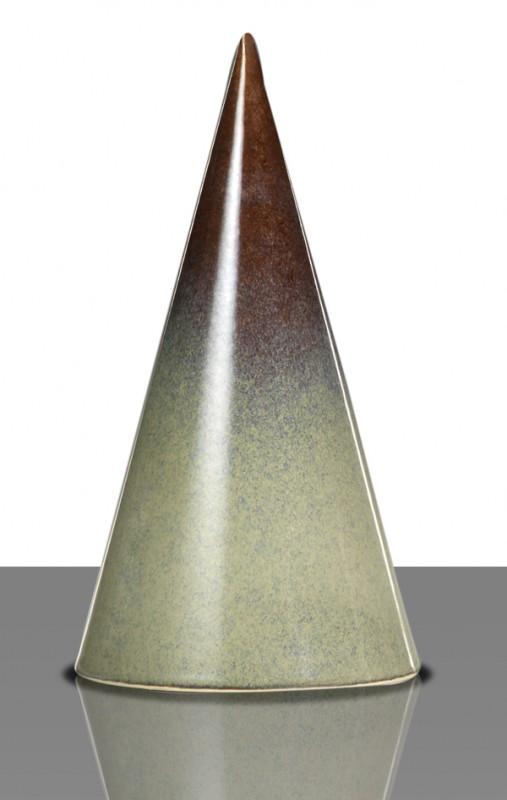 Glasur 1259a Rotbraun-grau-Effekt, glänzend