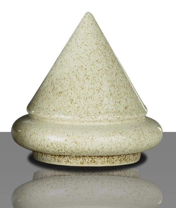 Glasur 1084 Sandstein, seidenmatt