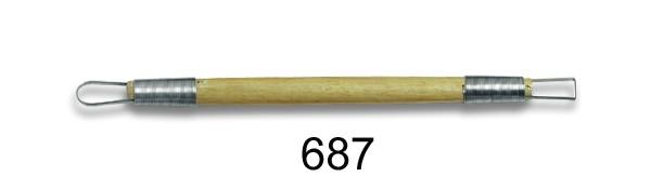 Modellierschlinge 687
