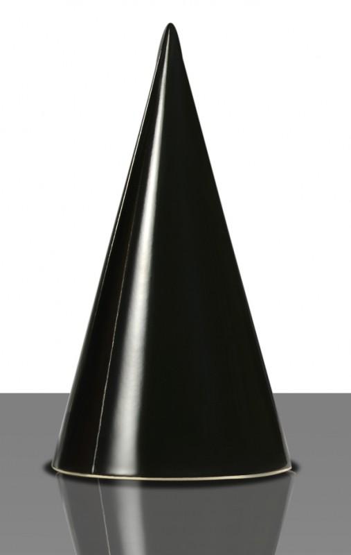 Glasur 1265 Schwarz, glänzend