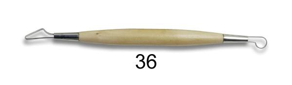 Modellierschlinge 36