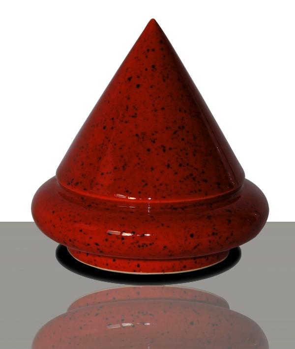 Flüssigglasur 4174 Flamenco, glänzend
